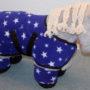 Kuscheldecke Sterne blau ohne Hals_01