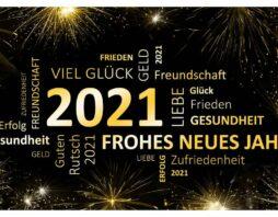 Wir wünschen allen unseren Kunden ein gesundes, lustiges und erfolgreiches Neues Jahr